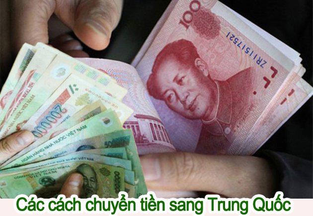 Hướng dẫn cách chuyển tiền 2 chiều từ Trung Quốc ↔ Việt Nam