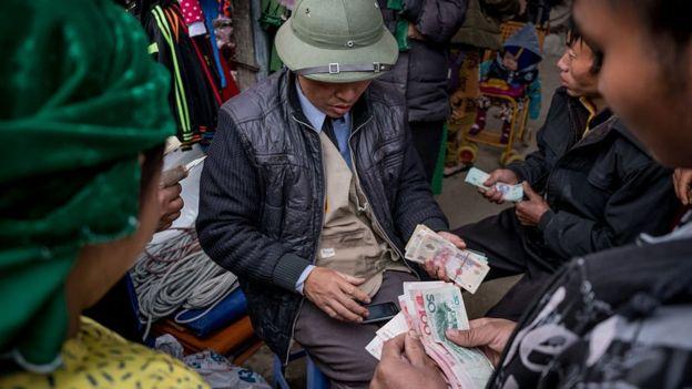 Nhận diện địa chỉ bán tiền nhân dân tệ giá rẻ ở đâu uy tín Hà Nội