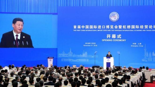 Sự hứa hẹn của tổng thống Trung Quốc Xi về các cải cách kinh tế