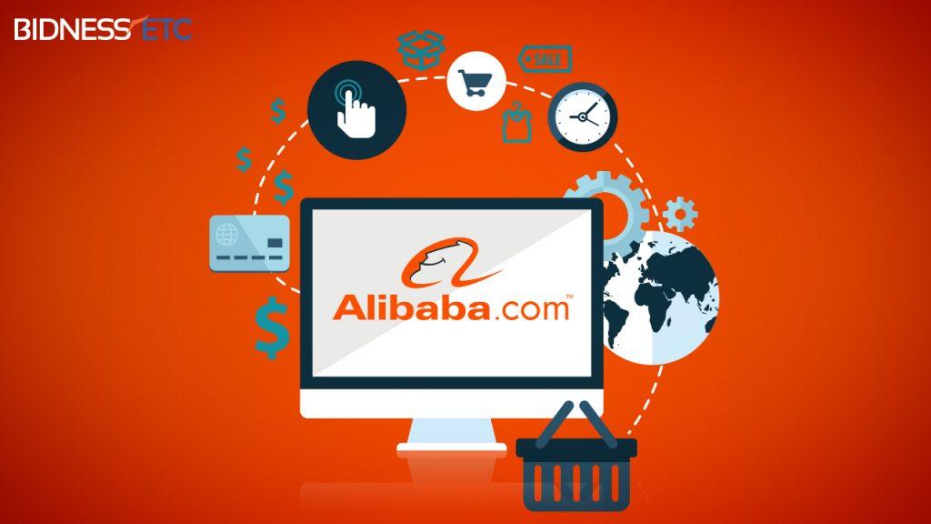 Cấu trúc hệ sinh thái của tập đoàn thương mại điện tử Alibaba