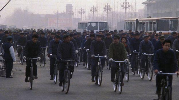 Kinh tế Trung Quốc thay đổi vượt bậc sau 40 năm qua hình ảnh thực
