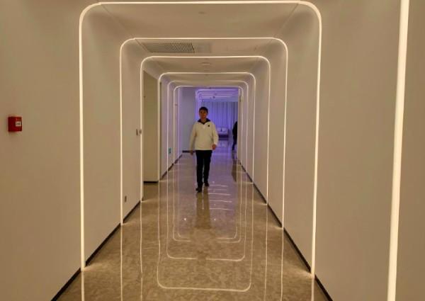 Alibaba cho ra đời khách sạn của tương lai với robot và giọng nói