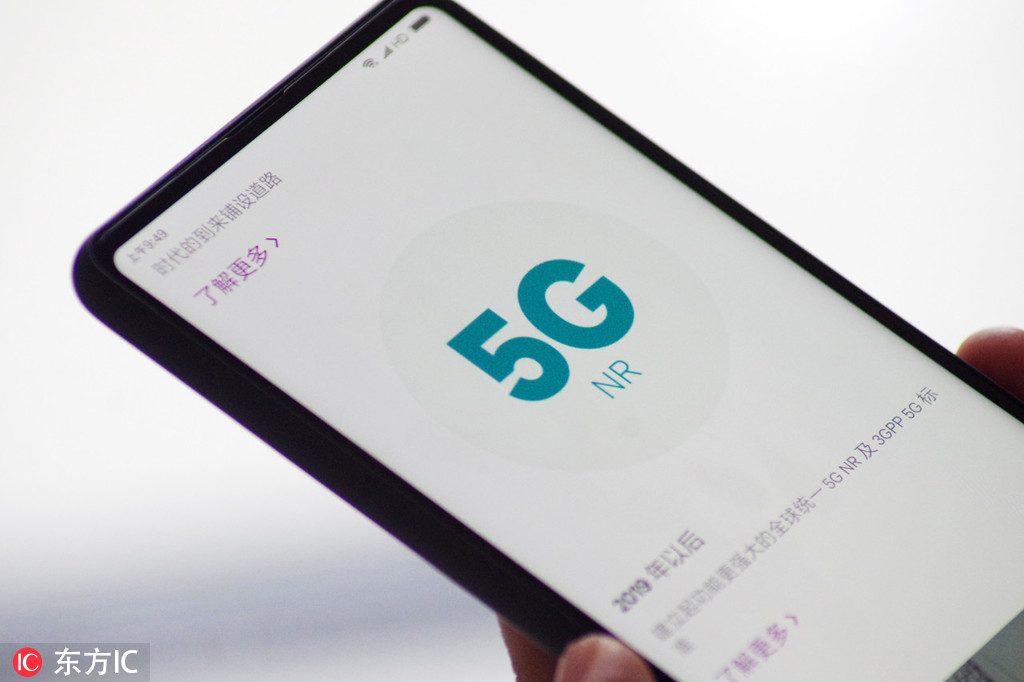 Huawei sẽ phát hành điện thoại 5G vào tháng 6 năm 2019