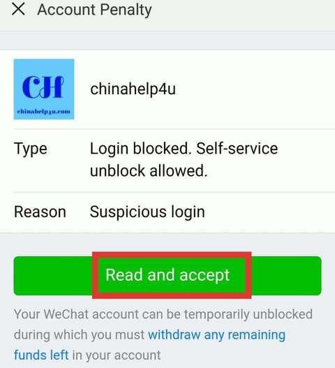 +10 điều nên và không nên làm để tài khoản WeChat của bạn bị chặn