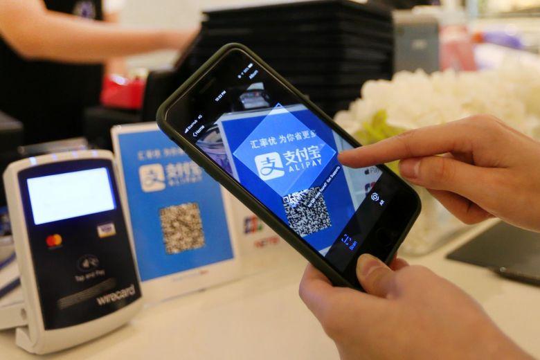 Dịch vụ mở ví Alipay, mở khóa hạn mức thanh toán Alipay