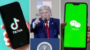 Lệnh cấm Wechat, Tiktok của Trump sẽ có tác động gì với chúng ta